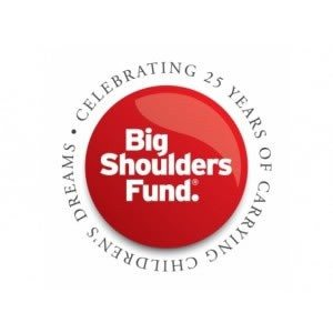 Big Shoulders Fund Logo