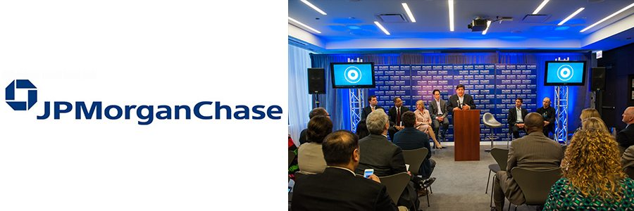 JP Morgan Chase - Press Event – Carmel Creative